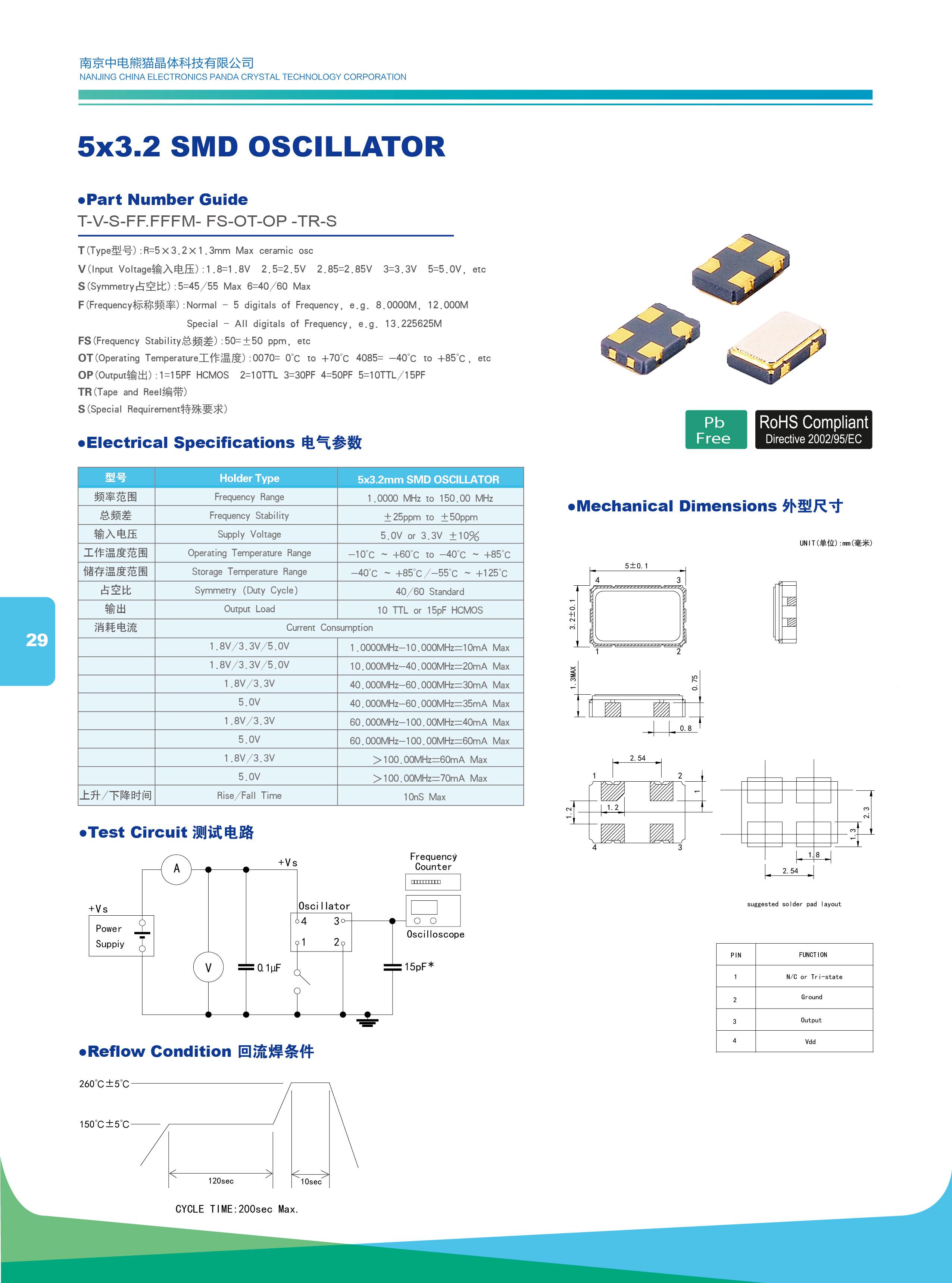 25 Items MXO45-3I-20M0000 Oscillator XO 20MHz /±50ppm 50pF HCMOS//TTL 55/% 5V 4-Pin Metal DIP Thru-Hole Tray